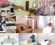 Лечение и отдых в санатории «Айша Биби»